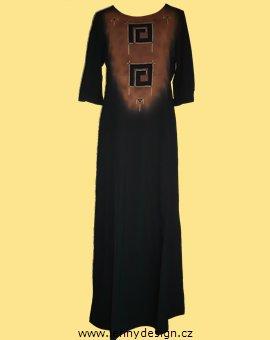 cd7f8c41fb1 Lenny Design  Novinky - Letní batikované šaty (SAT00096)